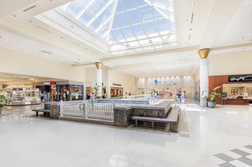 Center Court Berkeley Mall Shopping Center Goldsboro, NC