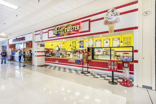 Pretzel Twister Berkeley Mall Shopping Center Goldsboro, NC
