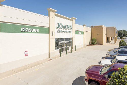 Joann Berkeley Mall Shopping Center Goldsboro, NC